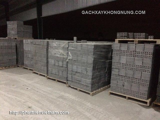 Sản xuất gạch xây không nung, gạch xi măng, gạch ống, gạch đinh, gạch thẻ, gạch block, gạch 4 lỗ không nung